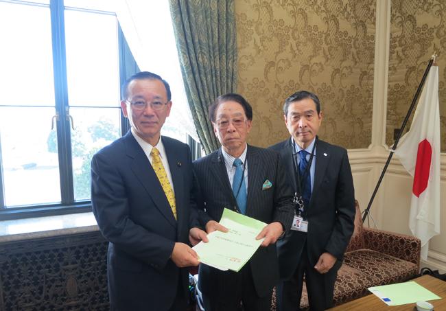 平成27年度税制改正・予算に関する要望